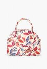 I'm The Boss Dome Satchel - Multi Floral Print