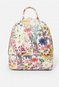 Chain Strap Backpack - Floral